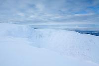 Cairn Lochan from Stob Coire an t-Sneachda, Central Cairngorm Plateau, Cairngorm National Park, Badenoch & Speyside