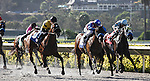 Free of Life winning a 2 year old maiden race at Del Mar Race Course in Del Mar, California on August 18, 2012.