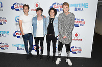 The Vamps<br /> at the Capital Radio Summertime Ball 2016, Wembley Arena, London.<br /> <br /> <br /> ©Ash Knotek  D3132  11/06/2016