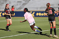 Cal Soccer W vs Utah, October 20, 2016