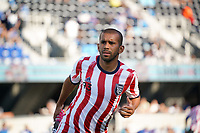 SAN JOSE, CA - JUNE 26: Judson Silva Tavares #93 of the San Jose Earthquakes before a game between Los Angeles Galaxy and San Jose Earthquakes at PayPal Park on June 26, 2021 in San Jose, California.