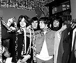 The Kinks 1966  Dave Davies, Mick Avory, Pete Quaife and Ray Davies in Carnaby Street..© Chris Walter.