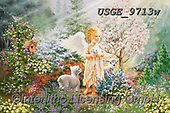 Dona Gelsinger, CHILDREN, KINDER, NIÑOS, paintings+++++,USGE9713W,#k#, EVERYDAY ,angels
