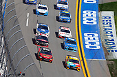 2017 NASCAR Cup - Clash at Daytona<br /> Daytona International Speedway, Daytona, FL USA<br /> Sunday 19 February 2017<br /> Kyle Busch, M&M's Toyota Camry and Martin Truex Jr, 5-hour ENERGY Extra Strength Toyota Camry<br /> World Copyright: Russell LaBounty/LAT Images<br /> <br /> ref: Digital Image 17DAY1rl_2837
