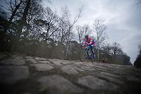 Paris-Roubaix 2013 RECON..training in the Trouée d'Arenberg..