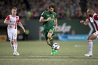 Portland, Oregon - Friday, June 2, 2017.  The Portland Timbers defeated the San Jose Earthquakes 2-0 in a match at Providence Park.