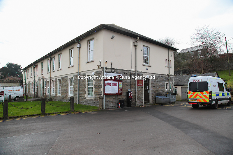 COPY BY TOM BEDFORD<br /> Pictured: Aberdare Coroner's Court, Wales, UK. Monday 13 February 2017<br /> Re: Inquest into the death of teenager Ashley Daniel Talbot held at Aberdare Coroner's Court.<br /> Ashley, 15, died at the scene and another boy, 13, suffered minor injuries in December 2014, following a crash involving a school minibus en route to a rugby match,at Maesteg Comprehensive School in south Wales.