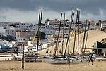 Playa de la Cebada, Morro Jable, Halbinsel Jandia, Fuerteventura