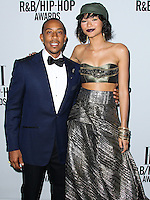 HOLLYWOOD, LOS ANGELES, CA, USA - AUGUST 22: Ludacris, Christopher Brian Bridges, Zendaya, Zendaya Coleman at the BMI R&B/Hip-Hop Awards 2014 held at the Pantages Theatre on August 22, 2014 in Hollywood, Los Angeles, California, United States. (Photo by Xavier Collin/Celebrity Monitor)