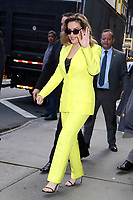 NEW YORK, NY- October 14: Alyssa Milano at Good Morning America promoting her new book Hope: Project Middle School on October 14, 2019  in New York City. Credit: RW/MediaPunch