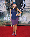 Diana Young at The Disney World Premiere of The Lone Ranger held at at Disney California Adventure in Anaheim, California on June 22,2021                                                                   Copyright 2013 Hollywood Press Agency