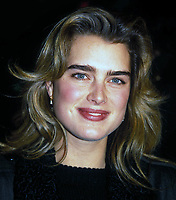 Brooke Shields 1980s Photo by Adam Scull-PHOTOlink.net