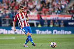 Gabi of Atletico de Madrid in action during their La Liga match between Atletico de Madrid and Granada CF at the Vicente Calderon Stadium on 15 October 2016 in Madrid, Spain. Photo by Diego Gonzalez Souto / Power Sport Images