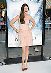 Jacinda Barrett at The Warner Brother Pictures Premiere of Whiteout held at The Mann's Village Theatre in Westwood, California on September 09,2009                                                                                      Copyright 2009 DVS / RockinExposures