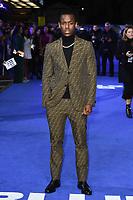 "Michael Ward<br /> arriving for the ""Blue Story"" premiere at the Curzon Mayfair, London.<br /> <br /> ©Ash Knotek  D3534 14/11/2019"