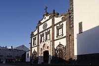 Igreja Matriz in Ponta Delgada auf der Insel Sao Miguel, Azoren, Portugal