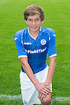 St Johnstone FC Academy Under 15's<br /> Igor Spurek<br /> Picture by Graeme Hart.<br /> Copyright Perthshire Picture Agency<br /> Tel: 01738 623350  Mobile: 07990 594431