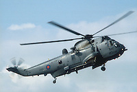 - Royal Air Force, Sikorsky SH-3D helicopter....- Royal Air Force, elicottero Sikorsky SH-3D