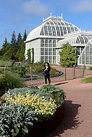 Botanischer Garten in Kaisaniemi, Helsinki, Finnland