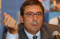 FILE PHOTO - <br /> Richard Legendre en 2002<br /> <br /> PHOTO :  Jacques Pharand - Agence Quebec Presse