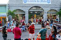 Comercio informal na Rua Baturite, Fortaleza, Ceara. 2018. Foto © Juca Martins