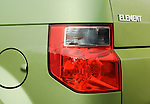 Close up of 2006 Honda Element tailight.