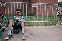 post-race fatigue<br /> <br /> 3rd Dwars Door Het hageland 2018 (BEL)<br /> 1 day race:  Aarschot > Diest: 198km