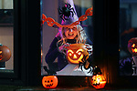 No Repro Fee.<br />Ruby Richardson, age 9 from Cabinteely, Co. Dublin pictured getting into the spirit of Halloween after craving her pumpkin as Lidl has announced their half a million euro investment in pumpkins for the 2017 season. Last year Lidl was the only Irish food retailer to stock 100% locally sourced pumpkins. Pumpkins are available in all 153 Lidl stores at from now until Halloween.<br />Pic. Robbie Reynolds