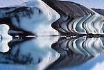 Iceberg, Jokulsarlon, Breidamerkursander, Iceland