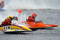 23-W and 186-W    (Outboard Hydroplane)