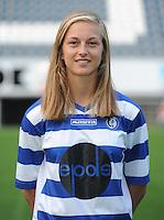K AA Gent Ladies : Pauline Windels<br /> foto Dirk Vuylsteke / nikonpro.be