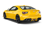 Car pictures of rear three quarter view of a 2015 Scion FR-S Release 2 Door Coupe Angular Rear