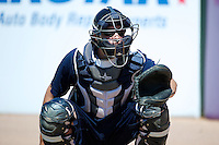 West Michigan Whitecaps Pat Leyland #11 during practice before a game against the Bowling Green Hot Rods at Fifth Third Ballpark on June 26, 2012 in Comstock Park, Michigan.  West Michigan defeated Bowling Green 13-11.  (Mike Janes/Four Seam Images)