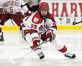 Colin Blackwell (Harvard - 63) - The Harvard University Crimson defeated the visiting Bentley University Falcons 5-0 on Saturday, October 27, 2012, at Bright Hockey Center in Boston, Massachusetts.