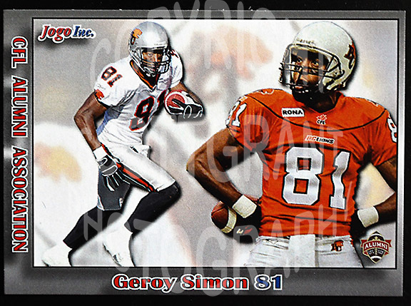 Geroy Simon-JOGO Alumni cards-photo: Scott Grant