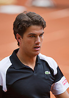 09-06-13, Tennis, Netherlands,The Hague, Playoffs Competition, Jesse Huta Galung