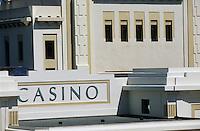 Europe/France/Aquitaine/64/Pyrénées-Atlantiques/Biarritz: La façade du casino