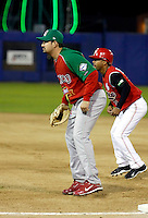 Adrian Gonzalez / Mexico - 2009 Caribbean Series, Mexicali....Photo by:  Bill Mitchell/Four Seam Images