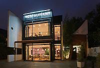 Europe/France/Bretagne/35/ Ille et Vilaine/ Rennes:  restaurant: Autre Sens
