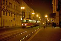 - Prague, public transport....- Praga, trasporto pubblico