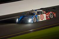 The #01 Chip Ganassi Racing Lexus/Riley of Scott Pruett, Juan Pablo Montoya and Salvador Duran.