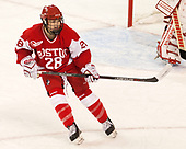 Savannah Newton (BU - 28) - The Boston College Eagles defeated the visiting Boston University Terriers 5-3 (EN) on Friday, November 4, 2016, at Kelley Rink in Conte Forum in Chestnut Hill, Massachusetts.The Boston College Eagles defeated the visiting Boston University Terriers 5-3 (EN) on Friday, November 4, 2016, at Kelley Rink in Conte Forum in Chestnut Hill, Massachusetts.