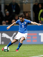 Soccer Football - 2018 World Cup Qualifications - Europe - Italy vs Sweden - San Siro, Milan, Italy - November 13, 2017 <br /> Italy's Alessandro Florenzi in action the FIFA World Cup 2018 qualification football match between Italy and Sweden at the San Siro Stadium in Milan on November 13, 2017.<br /> UPDATE IMAGES PRESS/Isabella Bonotto