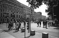 berlino, centro città --- berlin, downtown