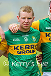 Paudie O'Connor, Kerry before the National hurling league between Kerry v Down at Austin Stack Park, Tralee on Sunday.
