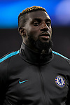 Tiemoue Bakayoko of Chelsea FC prior to the UEFA Champions League 2017-18 match between Atletico de Madrid and Chelsea FC at the Wanda Metropolitano on 27 September 2017, in Madrid, Spain. Photo by Diego Gonzalez / Power Sport Images