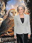 Kathryn Lasky Knight attends Warner Bros. World Premiere of Legend of the Guardians: The Owls of Ga'Hoole held at The Grauman's Chinese Theatre in Hollywood, California on September 19,2010                                                                               © 2010 Hollywood Press Agency