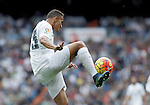 Real Madrid's Danilo Luiz da Silva during La Liga match. October 31,2015. (ALTERPHOTOS/Guillermo)