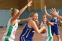 Aline Stiller (Weiterstadt) gegen Sokman (Bamberg)