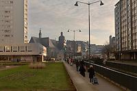 Contraste urbanistique